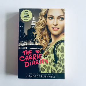 Paperback book: The Carrie Diaries by Candace Bushnell