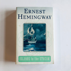 Paperback book: Islands in the Stream by Ernest Hemingway