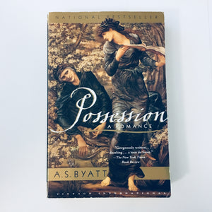 Paperback book: Possession by A.S. Byatt