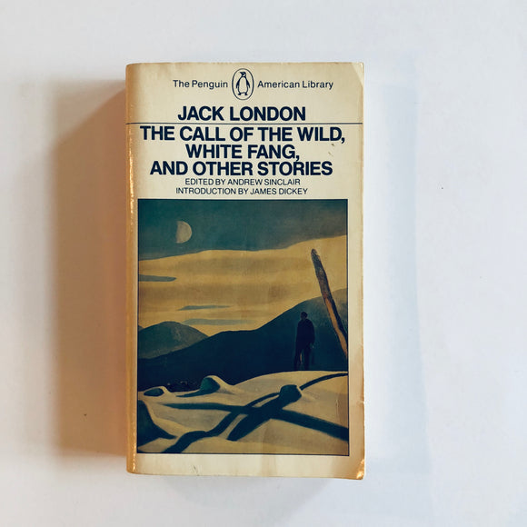 Paperback book: The Call of the Wild, White Fang, and Other Stories by Jack London