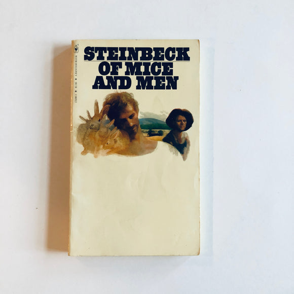 Paperback book: Of Mice & Men by John Steinbeck