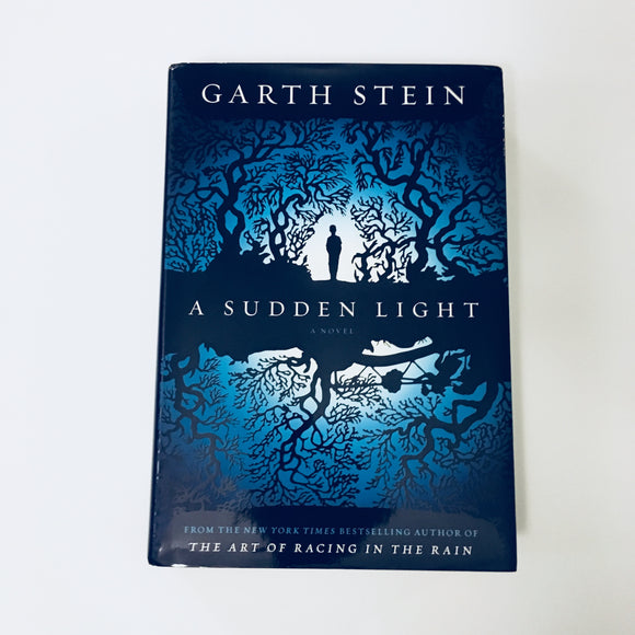 Hardcover book: A Sudden Light by Garth Stein