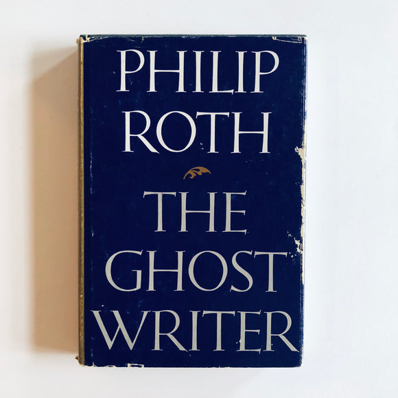 Hardcover book: The Ghost Writer by Philip Roth