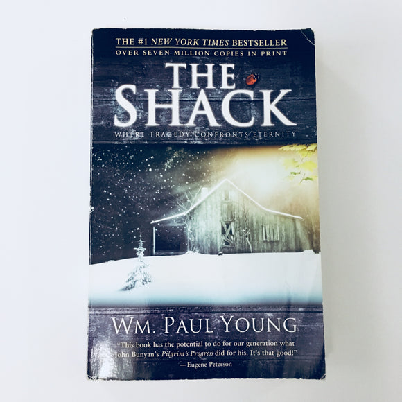 Paperback book: The Shack by Wm. Paul Young