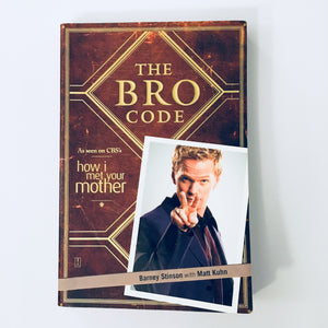 The Bro Code by Barney Stinson & Matt Kuhn