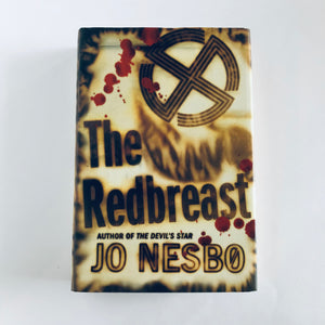 Hardcover book: The Redbreast by Jo Nesbo
