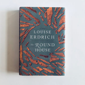 Hardcover book: The Round House by Louise Erdrich