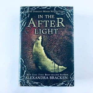 Hardcover book: In the After Light by Alexandra Bracken