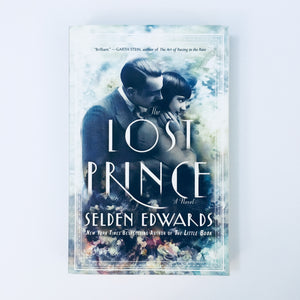 Paperback book: The Lost Prince by Selden Edwards