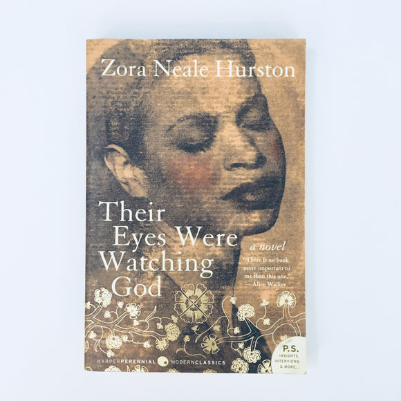 Paperback book: Their Eyes Were Watching God by Zora Neale Hurston