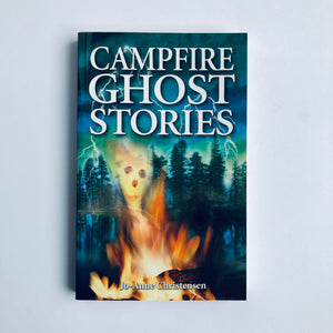 Paperback book: Campfire Ghost Stories