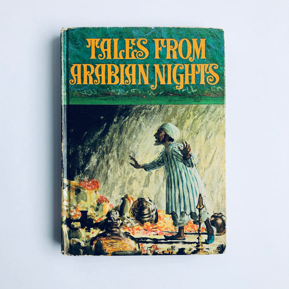 Hardcover book: Tales from the Arabian Nights