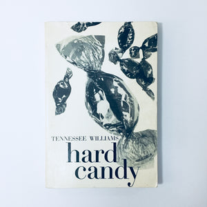 Paperback book: Hard Candy by Tennessee Williams