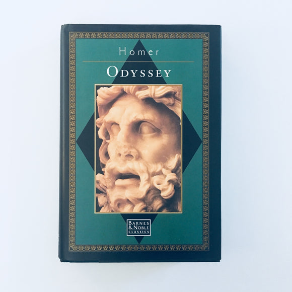 Hardcover book: Homer's The Odyssey