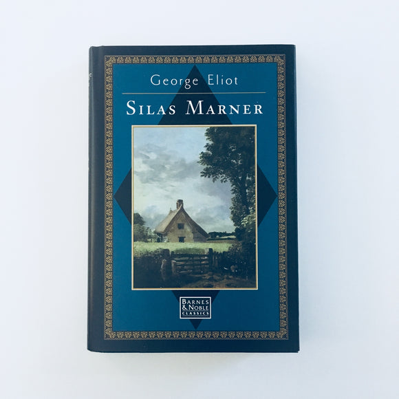Hardcover book: Silas Marner by George Eliot