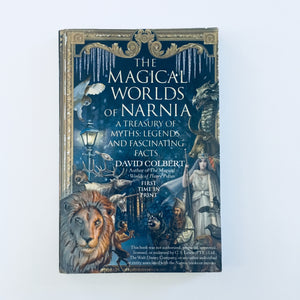 Paperback book: The Magical Worlds of Narnia