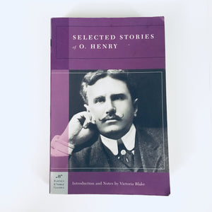 Paperback book: Selected Stories of O. Henry