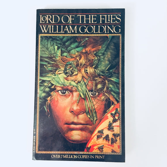 Paperback book: Lord of the Flies by William Golding