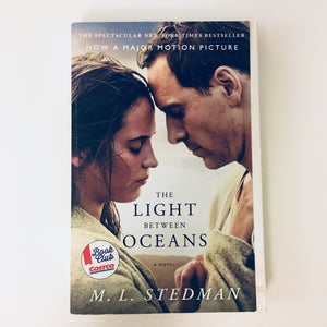 Paperback Book: The Light Between Oceans By M.L. Stedman