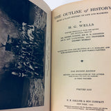 The Outline of History Vol. 1 by H.G. Wells