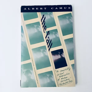 Paperback book: The Fall by Albert Camus