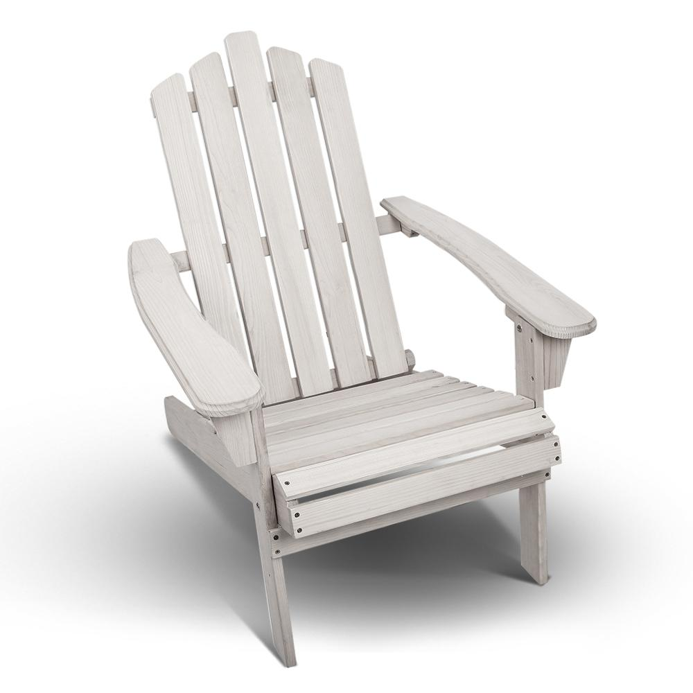 Stupendous Adirondack Wooden Outdoor Chair Beige Gamerscity Chair Design For Home Gamerscityorg