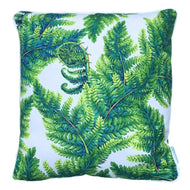 Fern Cushion Cover 50cm x 50cm with Piping