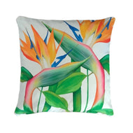 Tropical Cushion Cover 45cm x 45cm with Piping