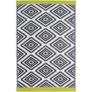 Valencia Grey Outdoor Rug