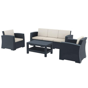 Monaco XL Lounge Set - Anthracite