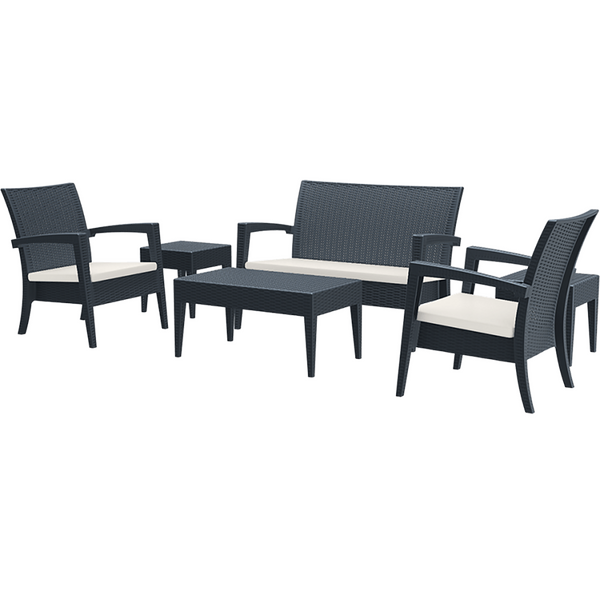Tequila Outdoor Lounge Set - Anthracite