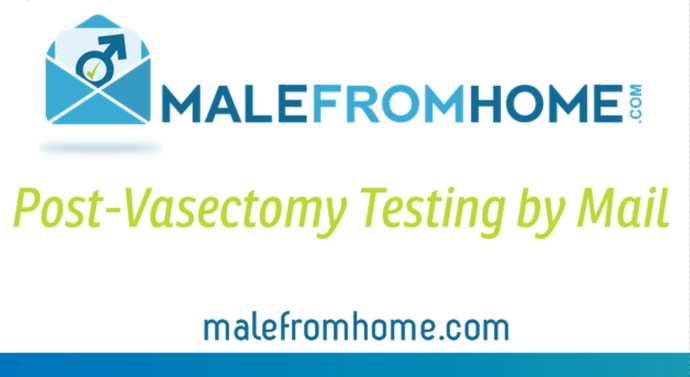 Patient Referral Cards for At-home Post Vasectomy Testing