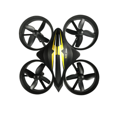 Flytec S22 2.4G Weight Design Racing Drone With Altitude Hold high function foldable mini drone quadcopter Rc helicopter