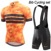 Phtxolue 2018 Cycling Clothing Men Set Bike