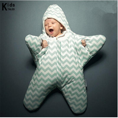 Starfish Baby Sleeping Bed