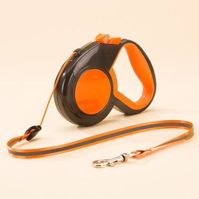 Hot sale Automatic Retractable Reflective Dog harness
