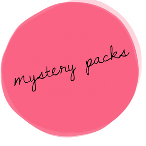 Mystery packs- Dribble style