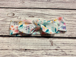 Top knot headband - Audrey