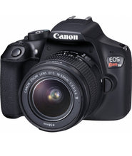 Canon - EOS Rebel T6 DSLR Camera with EF-S 18-55mm