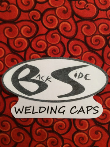 about backside welding caps