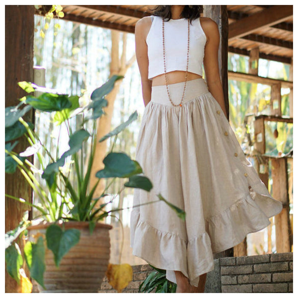 Bella...Bohemian Skirt
