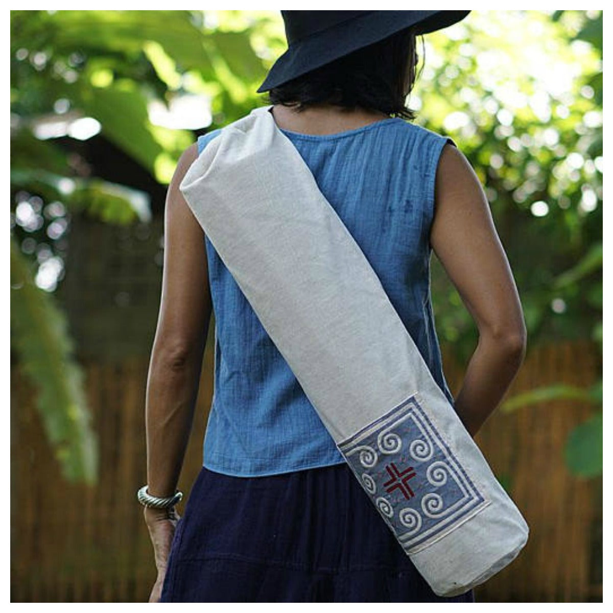 Maple...Yoga Mat Bag