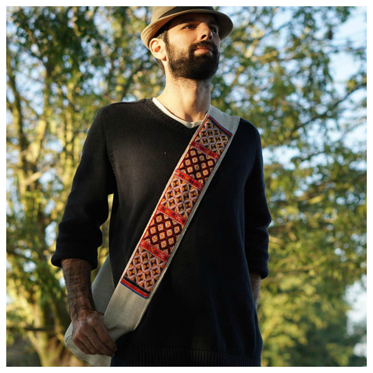 Juniper...Yoga Mat Bag