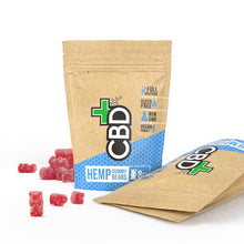 Organic Cannabidiol (CBD) Rich Gummy Bears 100% Vegan - 300mg