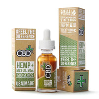 Organic Cannabidiol (CBD) Oil and MCT Oil Tincture 500 mg - Buy direct at wholesale price from the Factory Outlet CBDfx CBD Oil Tincture