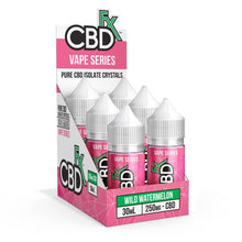 Wild Watermelon CBD Vape Juice by CBDfx - Cannabidiol (CBD)