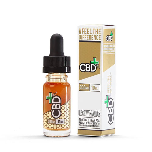 CBD Oil Vape Additive - 300mg Organically grown, EU hemp plants by CBDfx