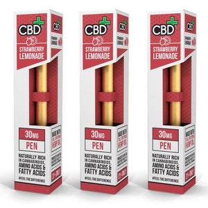 CBD Vape Pen – Strawberry Lemonade
