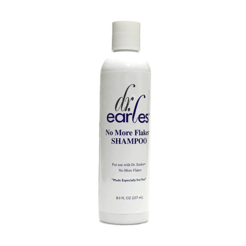 Dr. Earles No More Flakes Shampoo with Dandruff Control
