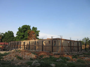 Nzara Hospital Expansion- Blood Bank Update 29 April - 05 May 2019